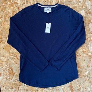 WRK Douglas Slub Long Sleeve T-Shirt  Size XXL